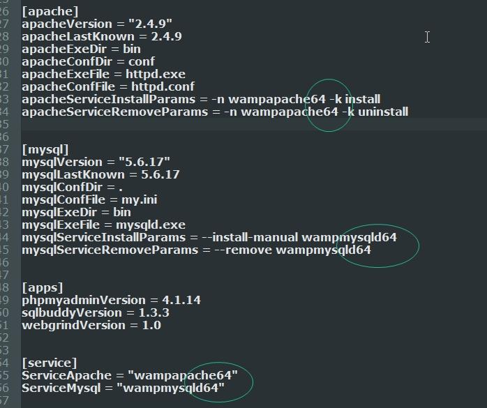 wamp技巧之--升级降级PHP版本
